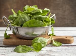 Mejores Alimentos Para Tu Pene espinacas